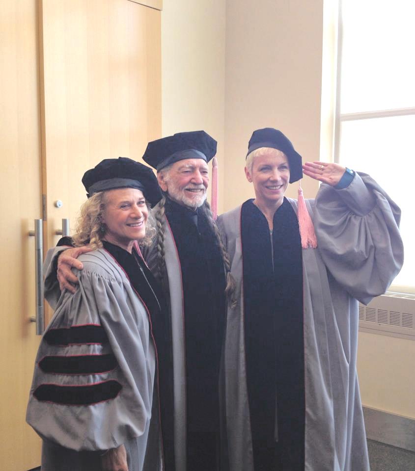 Berklee Honors Carole King