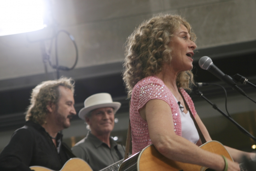 Captivating Photo By Elissa Kline Gary Burr, Rudy Guess U0026 Carole King Rock The Today  Show. Ideas