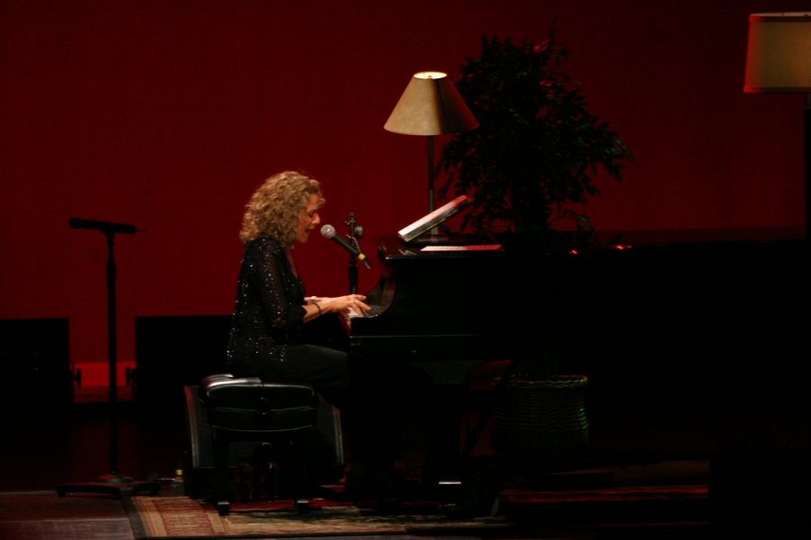 The Living Room Tour 2005 Carole King