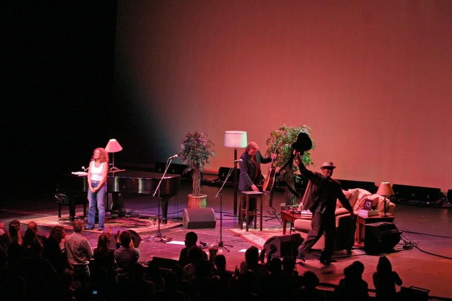 Photo By Elissa Kline Last Show Of The Night...Radio City 07 13 05.