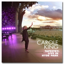 Carole King S Unforgettable And Critically Acclaimed Concert Tapestry Live In Hyde Park 2016 Was Recorded Is Airing Now On Pbs