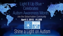 Light It Up Blue Campaign