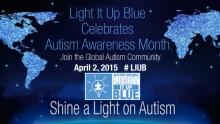 Light It Up Blue Campaign
