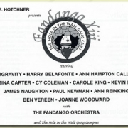 The 2002 Gala cast...