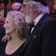 Carole King, Lou Adler - BMI Awards. Photo by Elissa Kline
