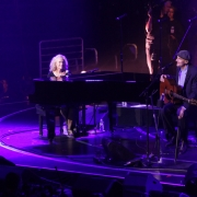 Carole King & James Tayor. Boston Strong. Photo by Elissa Kline