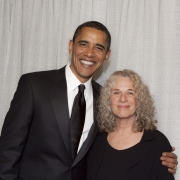 With President Obama in Washington, DC. Photo by PIC