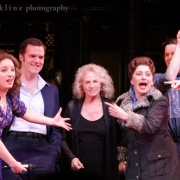 """It's Carole King, C'mon! said Jessie! Photo by Elissa Kline"