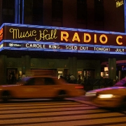 Sold out at Radio City Music Hall, NYC, New York. Photo by Elissa Kline