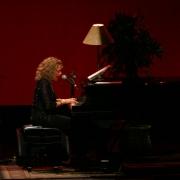 Carole plays Radio City 07-13-05. Photo by Elissa Kline