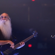 Columbus - Leland Sklar. Photo by Elissa Kline