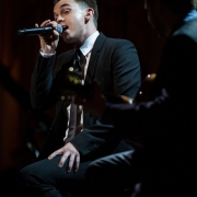 """Jesse McCartney performs during a concert honoring singer-songwriter Carole King in the East Room of the White House, May 22, 2013. President Barack Obama presented King with the 2013 Library of Congress Gershwin Prize for Popular Song.  """"Carole King: The Library of Congress Gershwin Prize In Performance at the White House"""" can be viewed at pbs.org . Photo credit: White House Photo by Pete Souza."""