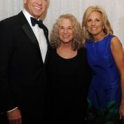 With Dr. Jill Biden and Vice President Joe Biden. Photo by Ruth David