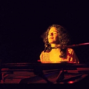 Carole King in concert. Photo by Jim McCrary