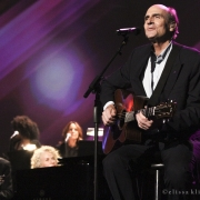 """Hey Girl"" James Taylor & Carole King.  Photo by Elissa Kline"