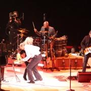 Nashville - Lee Sklar, James Taylor, Carole King, Russ Kunkel, Danny Kortchmar. Photo by Elissa Kline