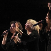 Philly - Andrea Zonn, Carole King, Kate Markowitz. Photo by Elissa Kline
