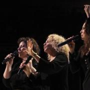 Philly - Andrea Zonn, Carole King, Kate Markowitz. Photo by Elissa Kline