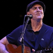 Salt Lake City - James Taylor.  Photo by Elissa Kline