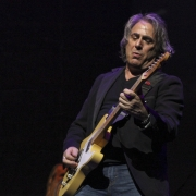 Christchurch, New Zealand - Danny Kortchmar. Photo by Elissa Kline