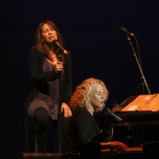 Sydney - Kate Markowitz, Carole King. Photo by Elissa Kline