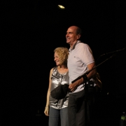 Tanglewood - Carole King & James Taylor. Photo by Elissa Kline