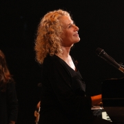 Toronto - Kate Marrkowitz, Carole King.  Photo by Elissa Kline