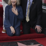 Carole &  Councilman Tom La Bong. Photo by Elissa Kline