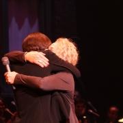 Alicia Keys & Carole King ...   Photo by Elissa Kline