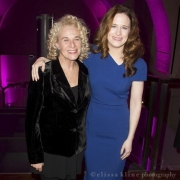 Carole King & Katie Brayben -  After party, Opening Night, London
