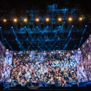 Happy audience!  BST Hyde Park   Photo: Brian Rasic