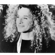 Carole King, New York, NY 1988.  Photo by Caroline Greyshock