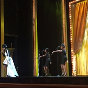 Janelle Monáe performs for Kennedy Center Honors  Photo by Elissa Kline